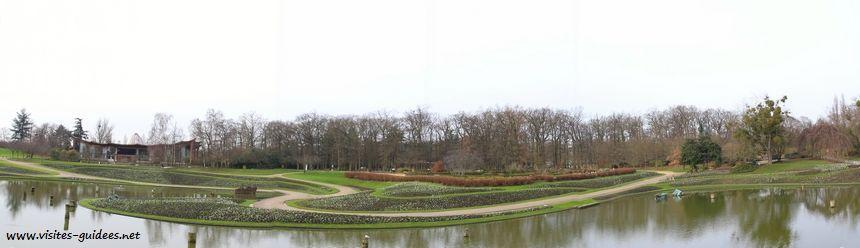 Parc Floral de Paris Vallée aux Fleurs