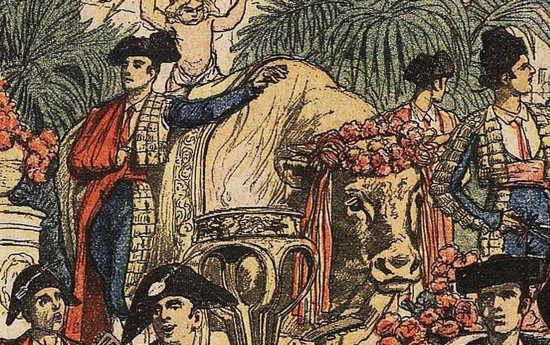 le boeuf gras 1903