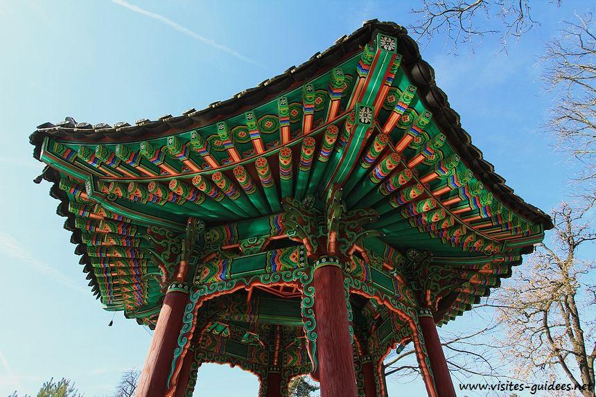 Jardin de Séoul Paris