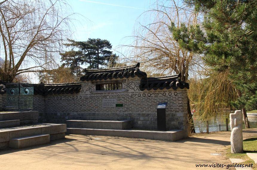 Jardin de Séoul
