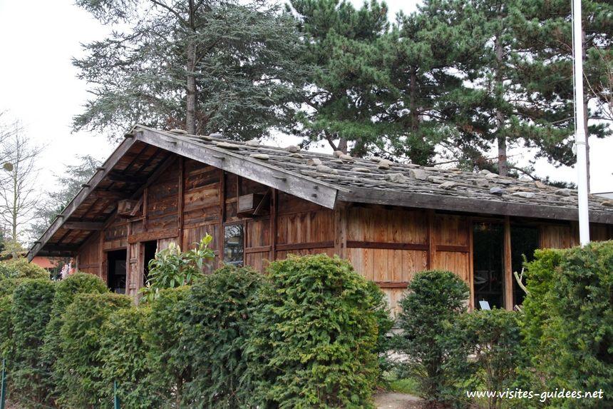 Maison de Kiso Jardin d'Acclimatation