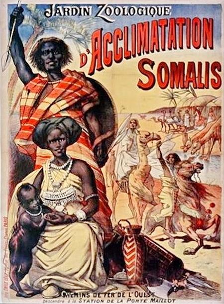 Jardin d'Acclimatation Somalis