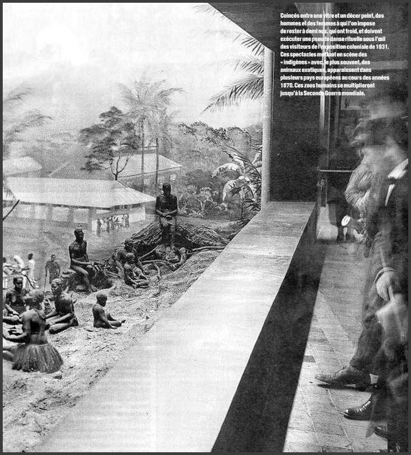 Jardin d'Acclimatation le zoo humain