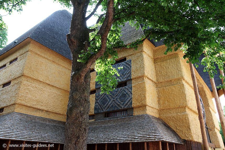 Grande Pagode de Vincennes
