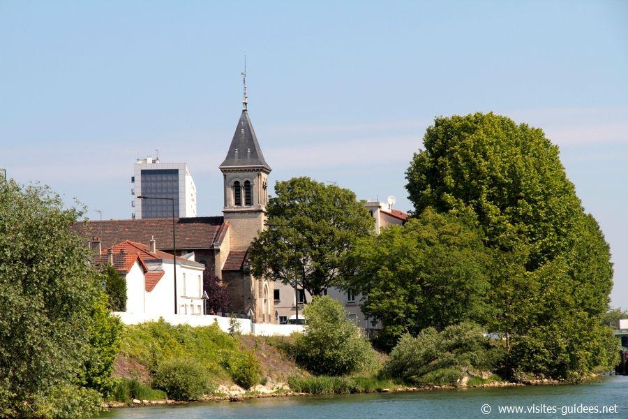 Paroisse St Pierre Ile St Denis
