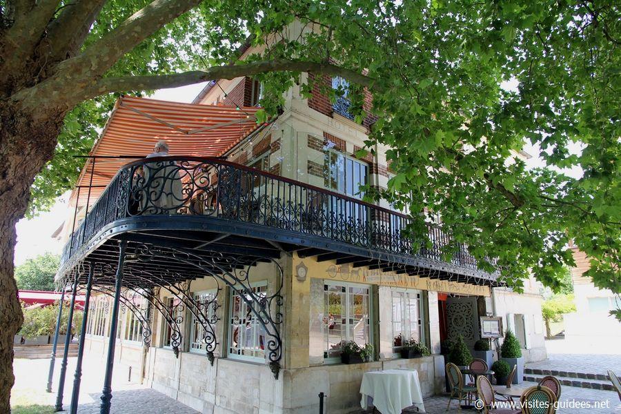 Maison Fournaise Chatou