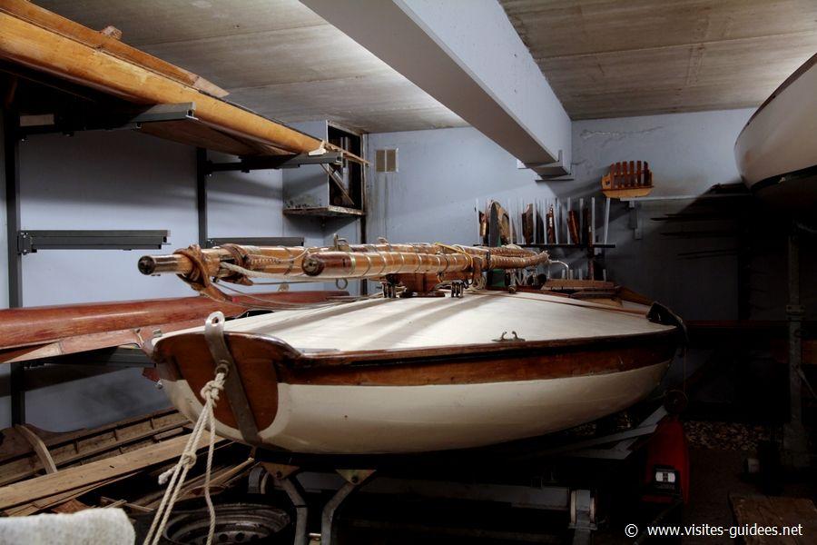 Garage à bateaux Chatou