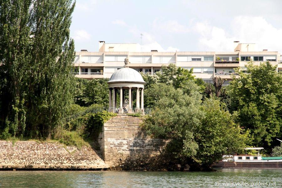 Temple de l'Amour Ile de la Jatte