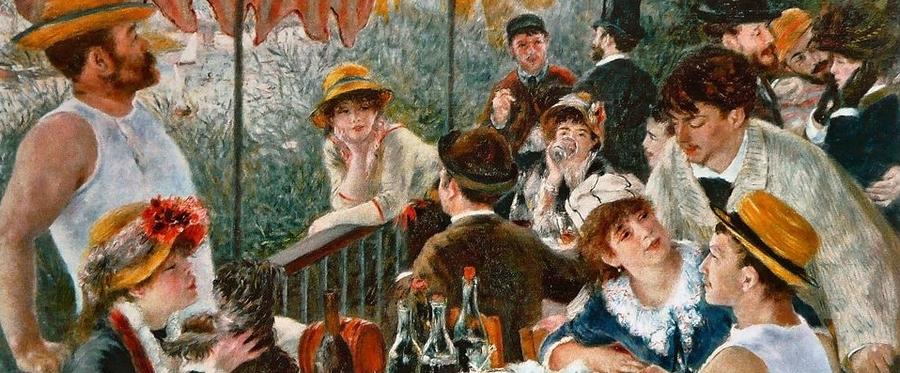 Ile des Impressionnistes Chatou