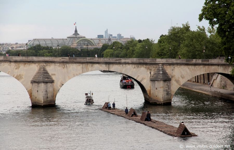Un Train de Bois pour Paris