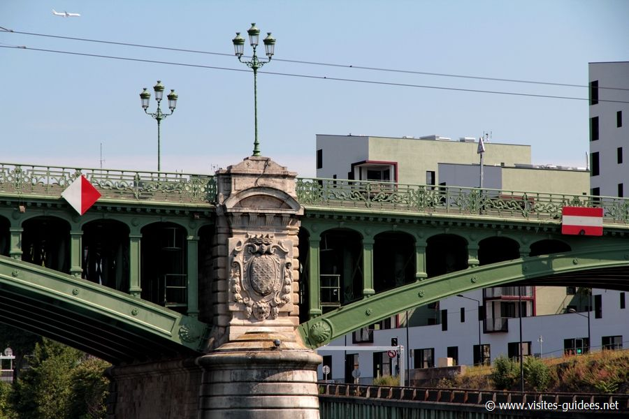 Pont de l'Ile Saint Denis