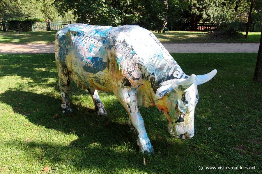 Cow Parade Affichage Sauvache Christian Gastaldi