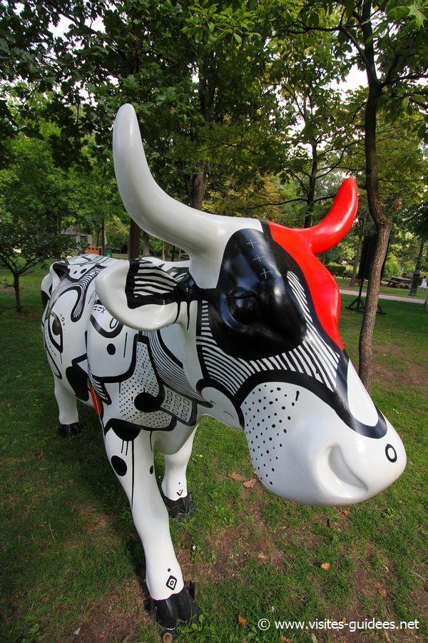 Cow Parade Paméla de Mambo