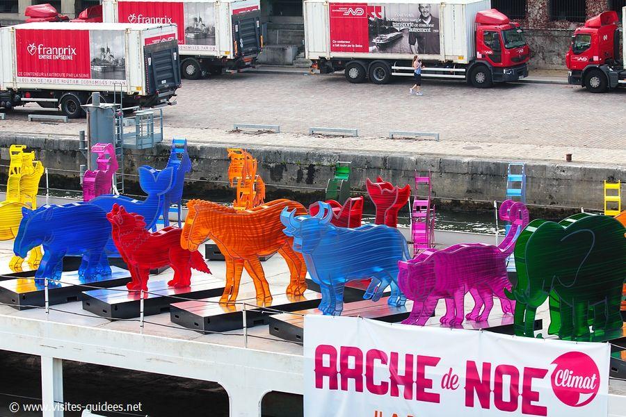 Arche de Noé Climat Paris