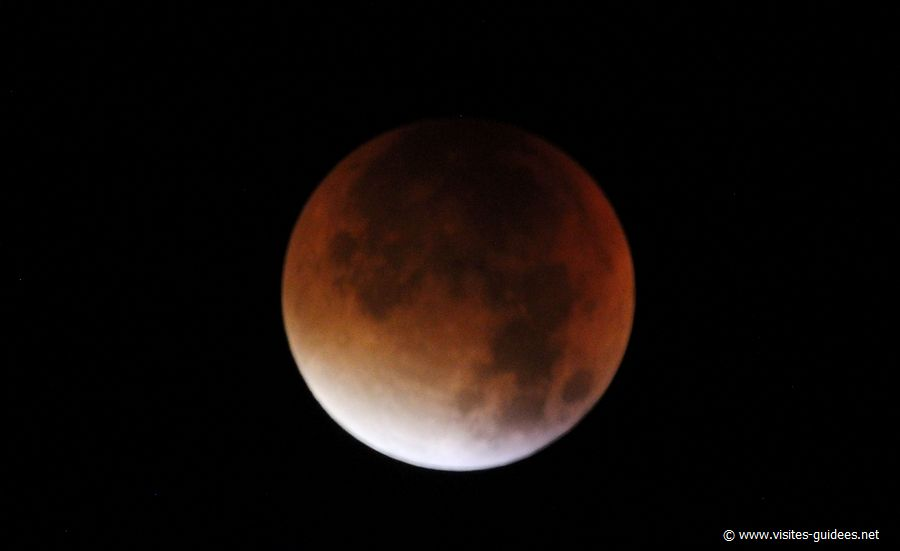 Super Lune Rouge 28 septembre 2015