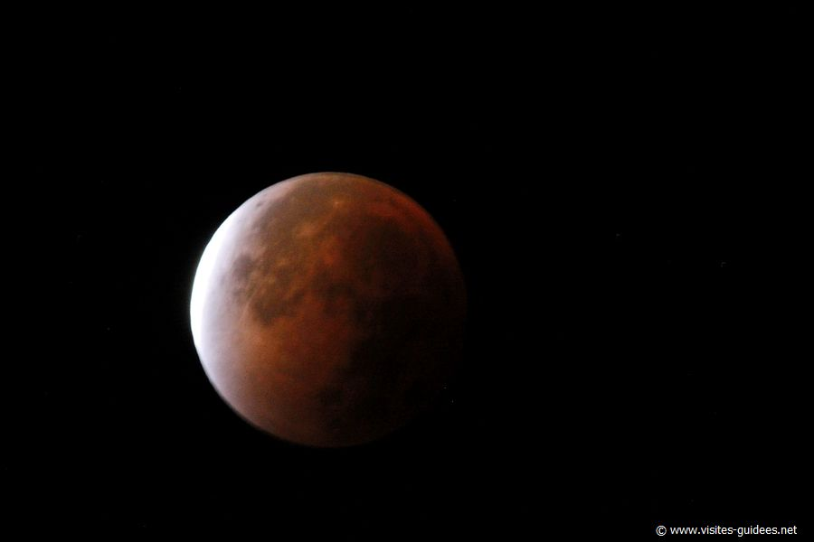 Super Lune Rouge 28 septembre 2015