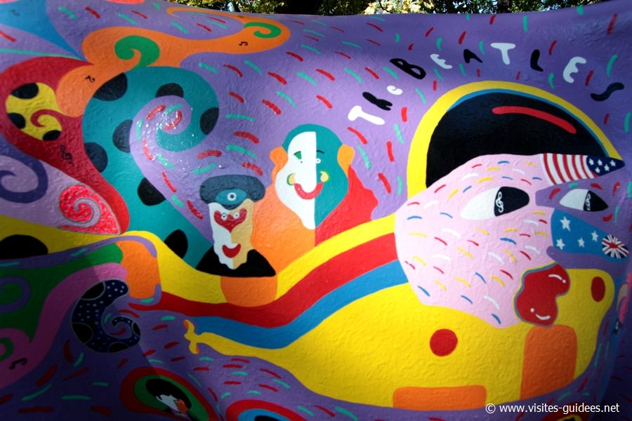 Vaguita Beatles de Damisela Pastors Lugo