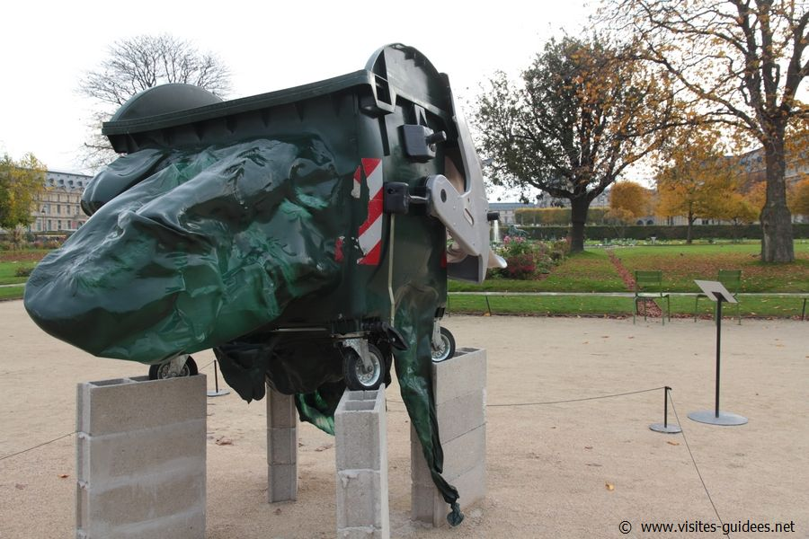 Fiac Hors les Murs 2015 Anita Molinero sans titre