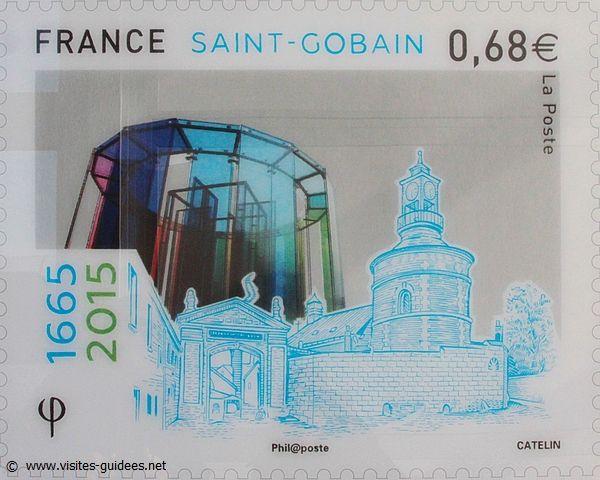 Sensations Futures Saint-Gobain fête ses 350 ans Paris