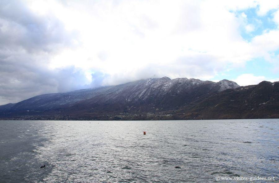 Lac du Bourget Aix les Bains
