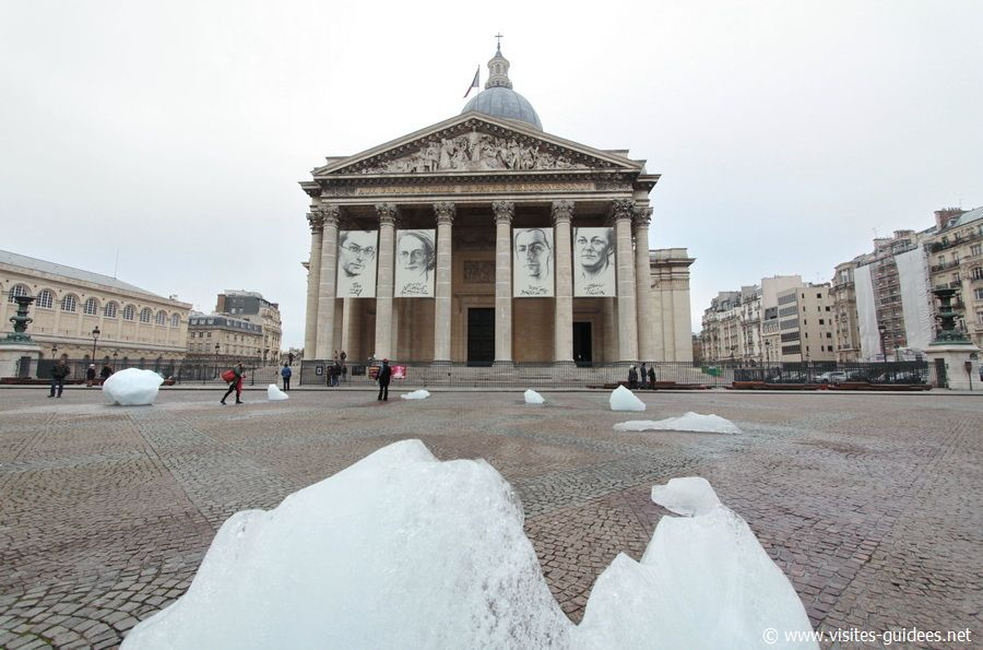 Ice Watch à Paris Olafur Eliasson