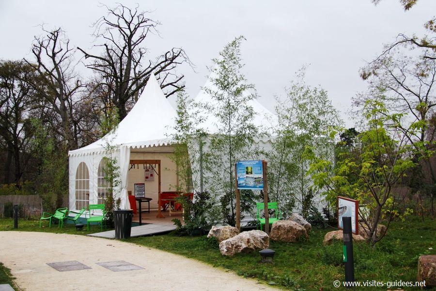 Noël au Parc Zoologique de Paris