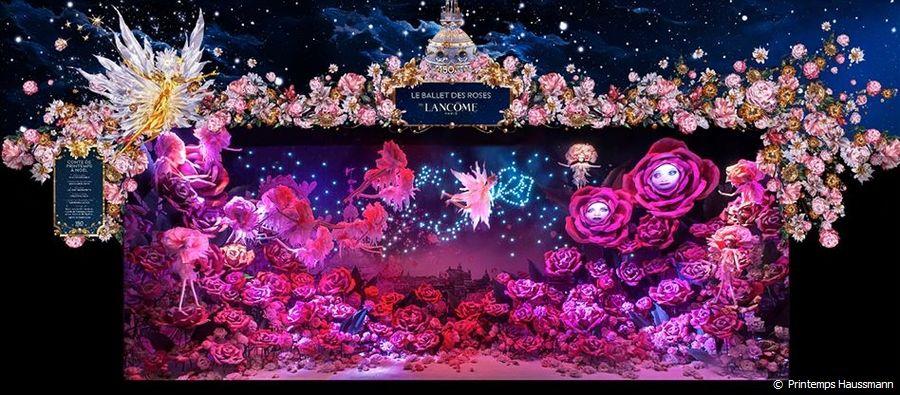 Printemps Haussmann le ballet de roses