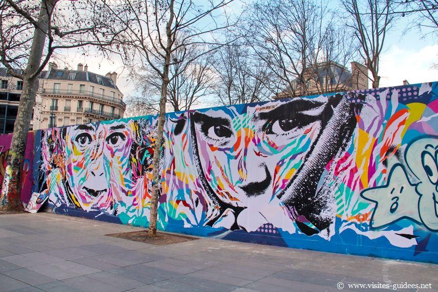 Jo Di Bona Place de la République Paris