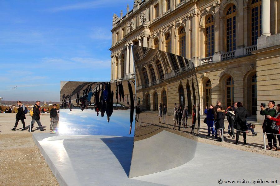 Anish Kapoor Versailles C-Curve