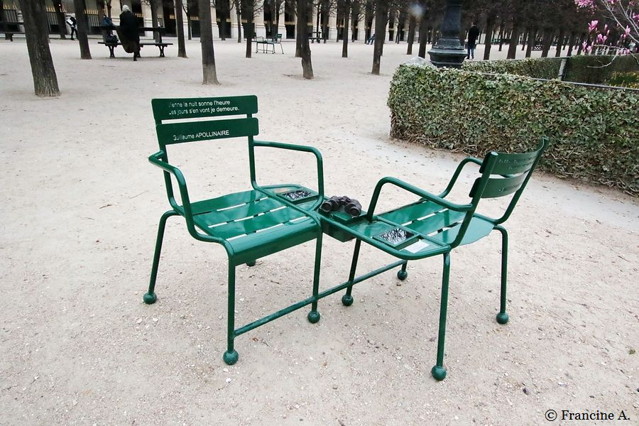 Les Confidents Palais Royal