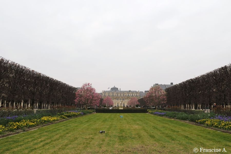 Jardin du Palais-Royal Paris