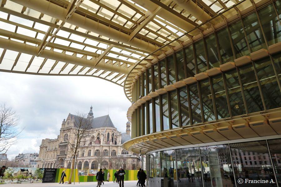 La Canopée des Halles Paris