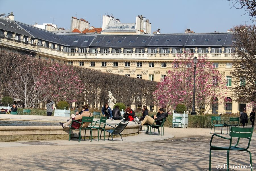 Le Jardin du Palais-Royal Paris