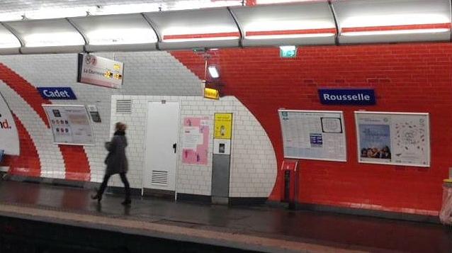 Poisson d'Avril à la RATP