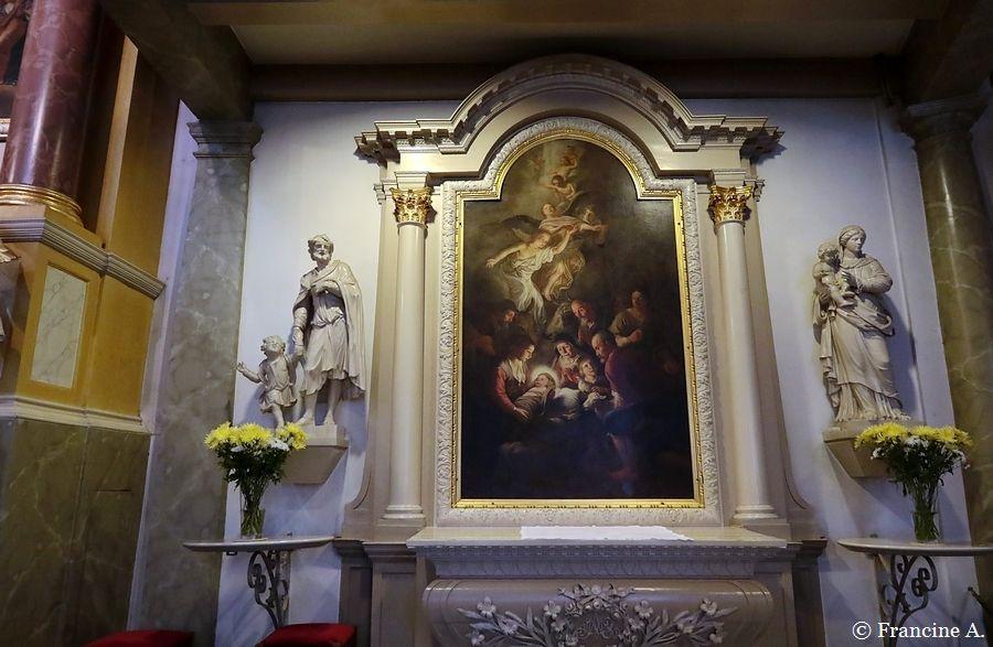 La chapelle du Béguinage Amsterdam