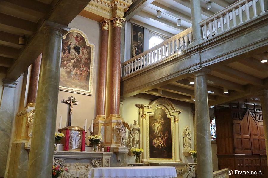 La chapelle du Béguinage Amserdam