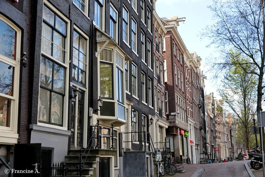 Amsterdam Oudezijds Voorburgwal