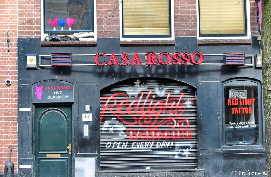 Amsterdam Le Quartier Rouge