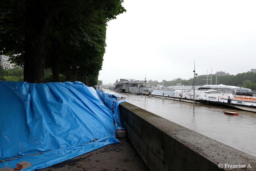 Crue de la Seine 2016