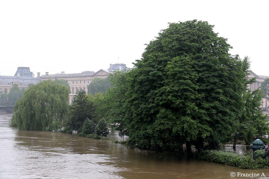 Square du Vert Galant Paris