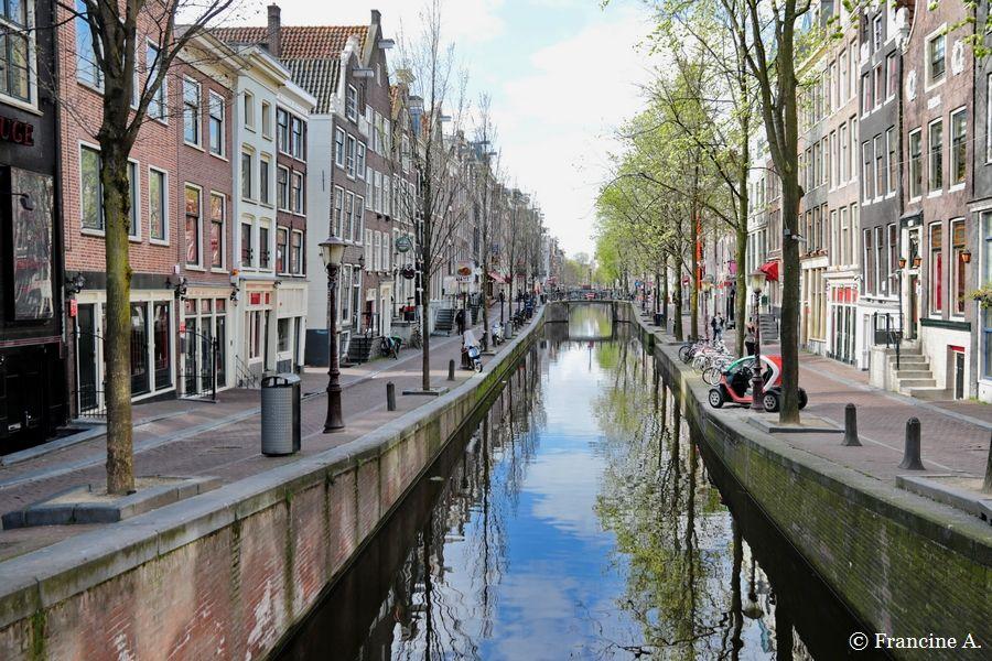 Amsterdam Oudezijds Achterburgwal