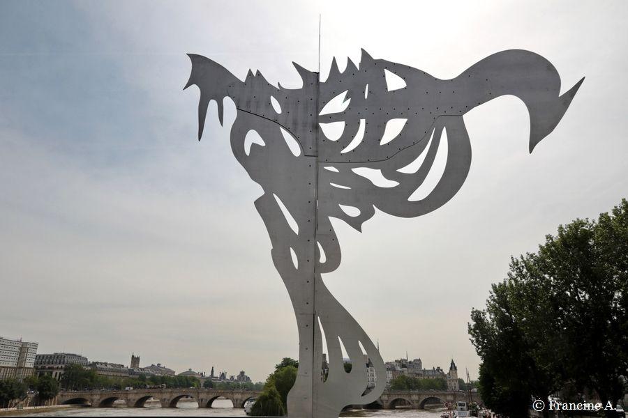 La Passerelle enchantée Daniel Hourdé