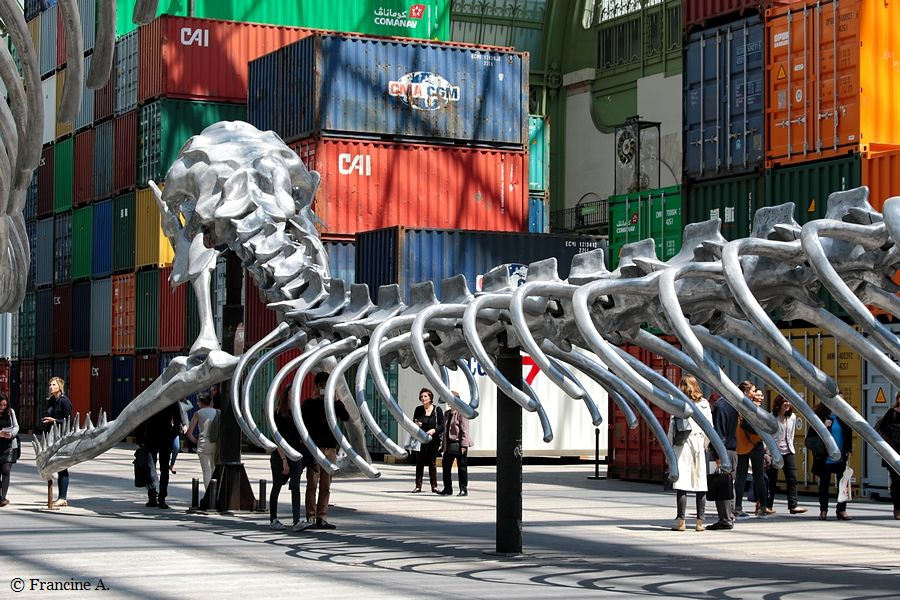 Monumenta Empires Huang Yong Ping