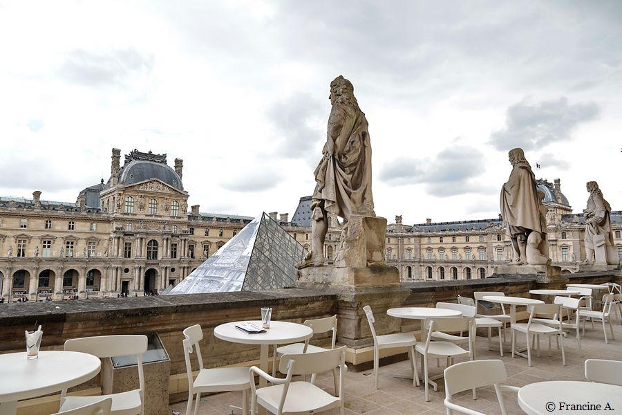 Café Mollien Musée du Louvre