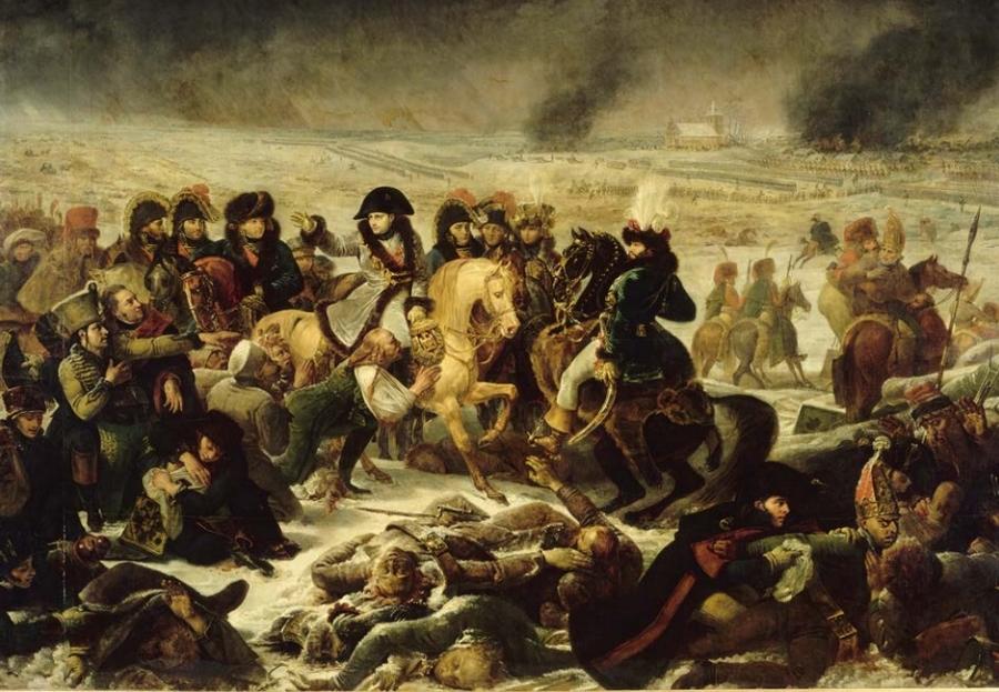 Bataille d'Eylau