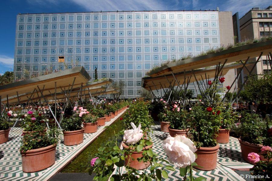 Jardins d'Orient Institut du Monde Arabe Paris