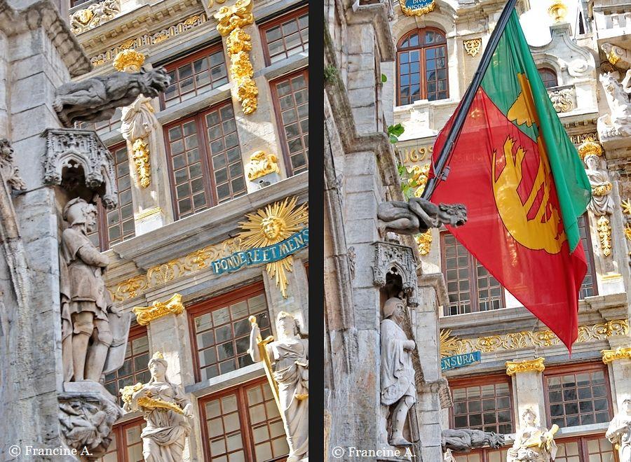 Hôtel de Ville Bruxelles