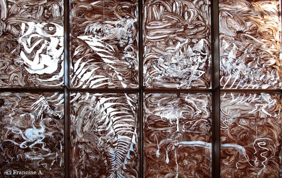 Le grand verre de terre Miquel Barcelo
