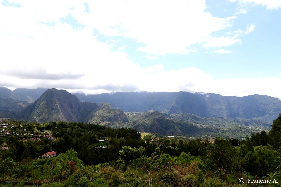 Cirque de Salazie La Réunion
