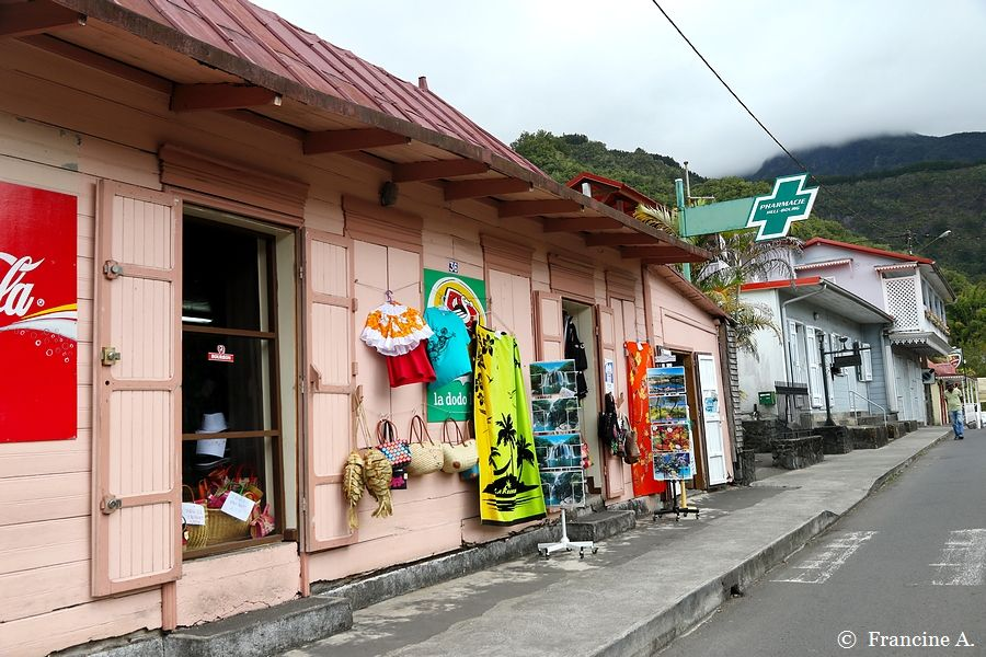 Hell Bourg Réunion